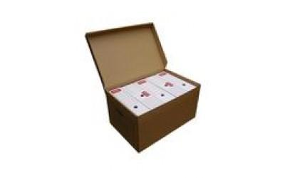conteneur et boîtes à archives